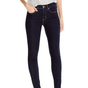 Levis 311 shaping skinny jeans size 28